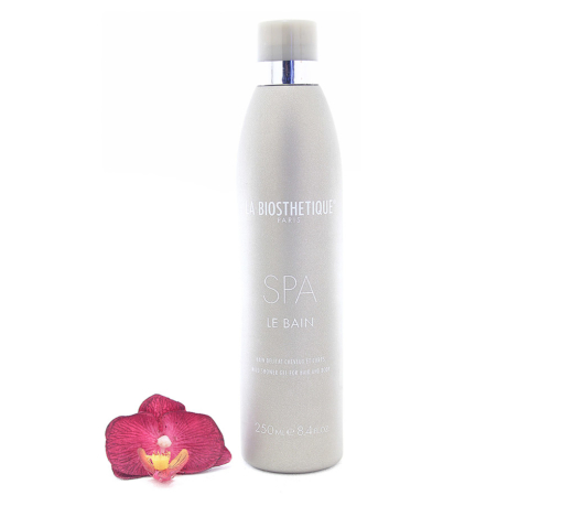 002205-510x459 La Biosthetique SPA Le Bain - Mild Shower Gel For Hair And Body 250ml