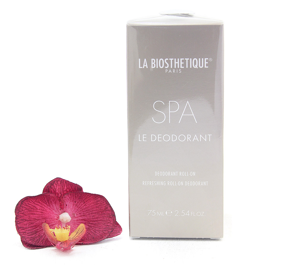 002371 La Biosthetique SPA Le Deodorant - Refreshing Roll-On Deodorant 75ml