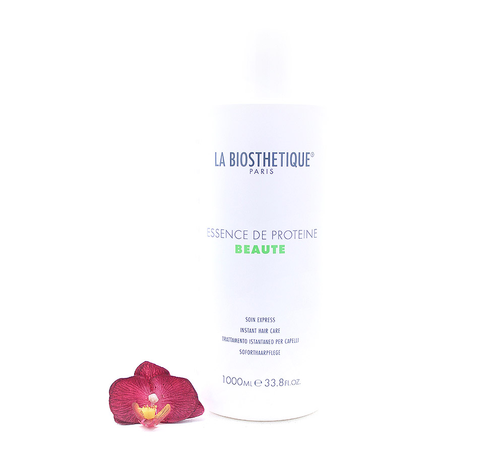 130796 La Biosthetique Essence de Protelne Beaute - Soforthaarpflege 1000ml (Copy)