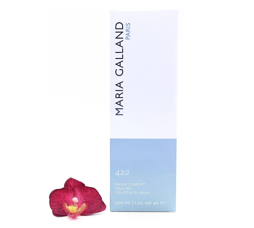 1970825 Maria Galland 422 Velvet Body Balm 200ml