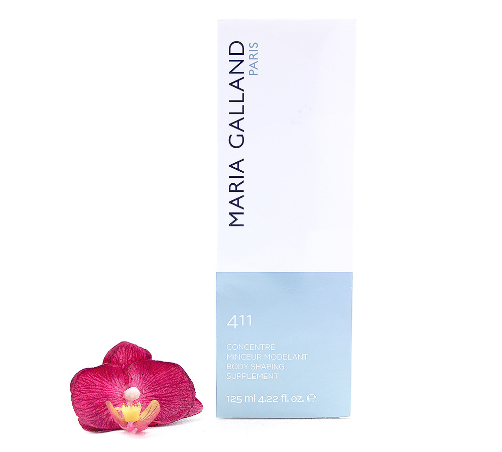 3000440 Maria Galland 411 Body Shapping Supplement 125ml