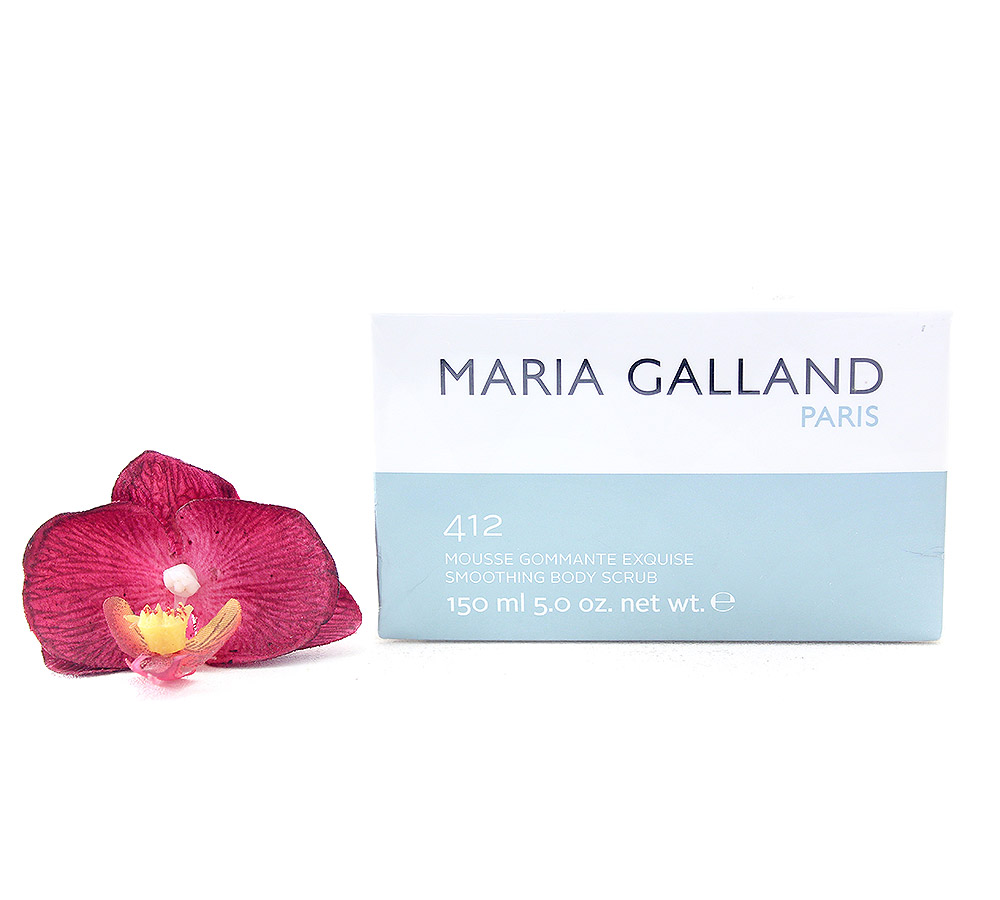 3000442 Maria Galland 412 Smoothing Body Scrub 150ml