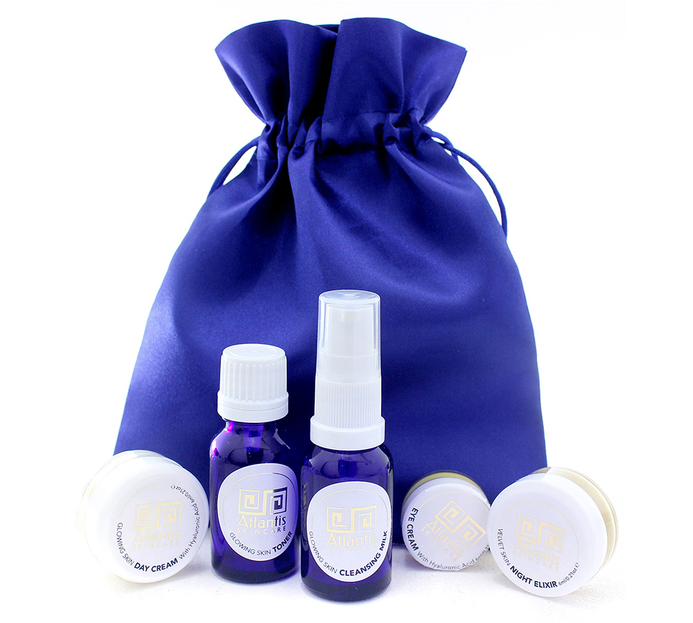 ATL-LUX-SET-01 Atlantis Skincare Luxury Travel Set