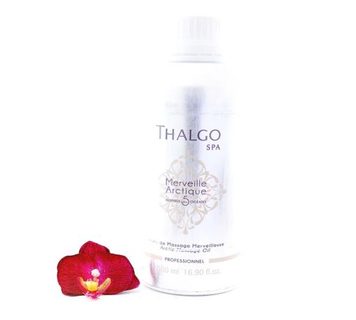 KT17009-510x459 Thalgo SPA Marveille Arctique - Artic Massage Oil 500ml