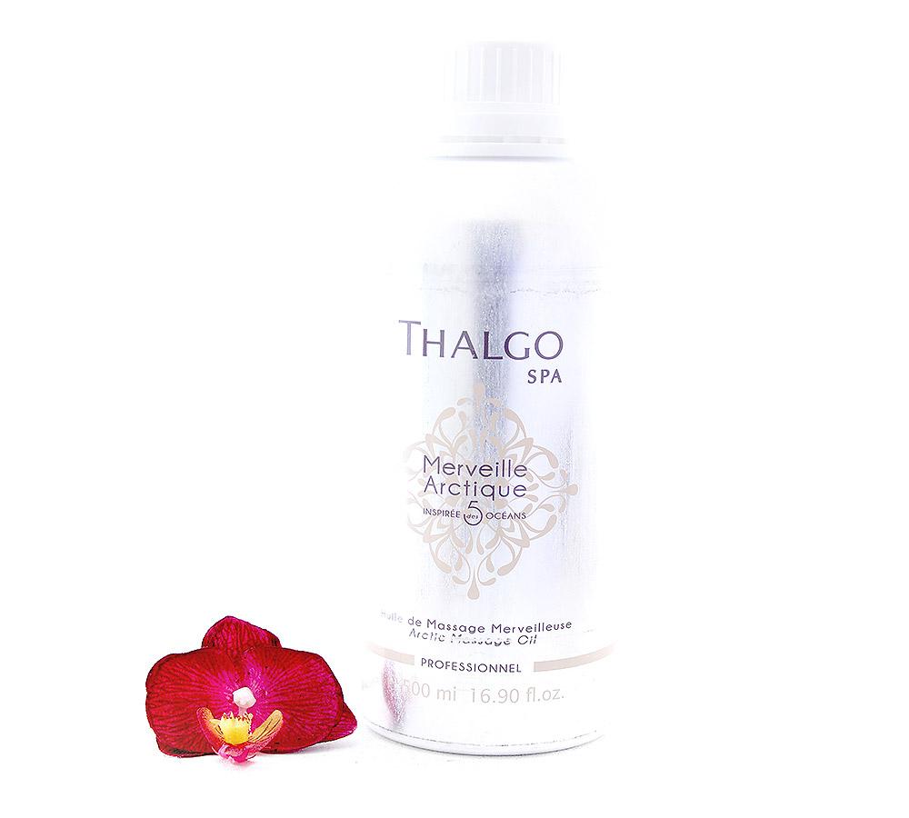 KT17009 Thalgo SPA Marveille Arctique - Artic Massage Oil 500ml