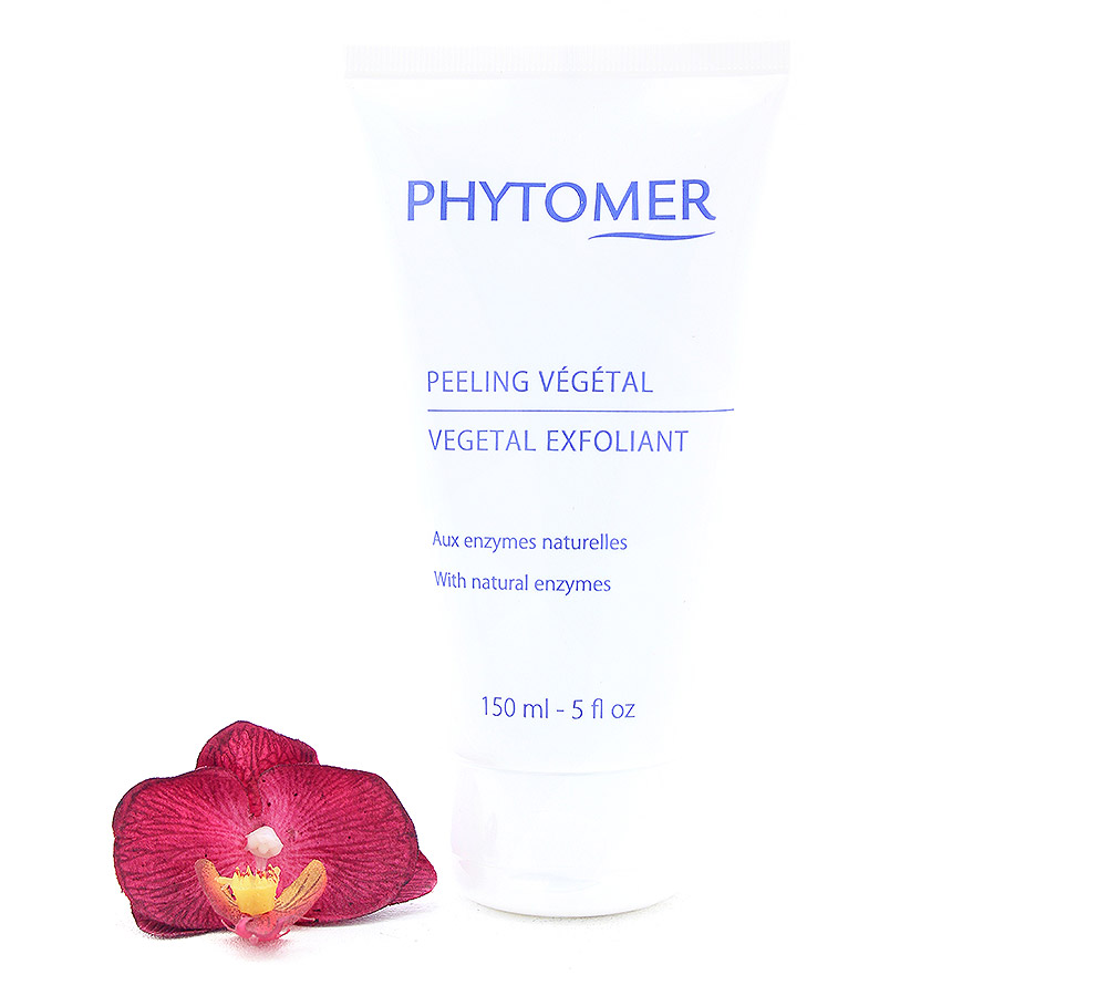 PFSVP112 Phytomer Vegetal Exfoliant With Natural Enzymes 150ml
