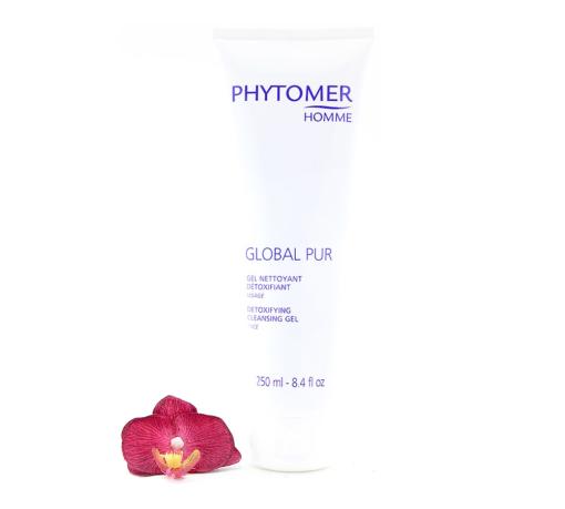 PFSVP800-510x459 Phytomer Men Global Pur - Detoxifying Cleansing Gel 250ml