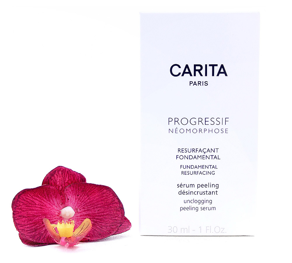 C4524000 Carita Progressif Neomorphose - Unclogging Peeling Serum 30ml