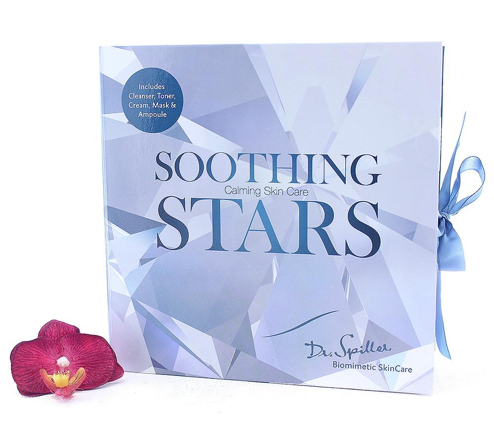 40990718 Dr. Spiller Calming Skin Care Soothing Stars Set