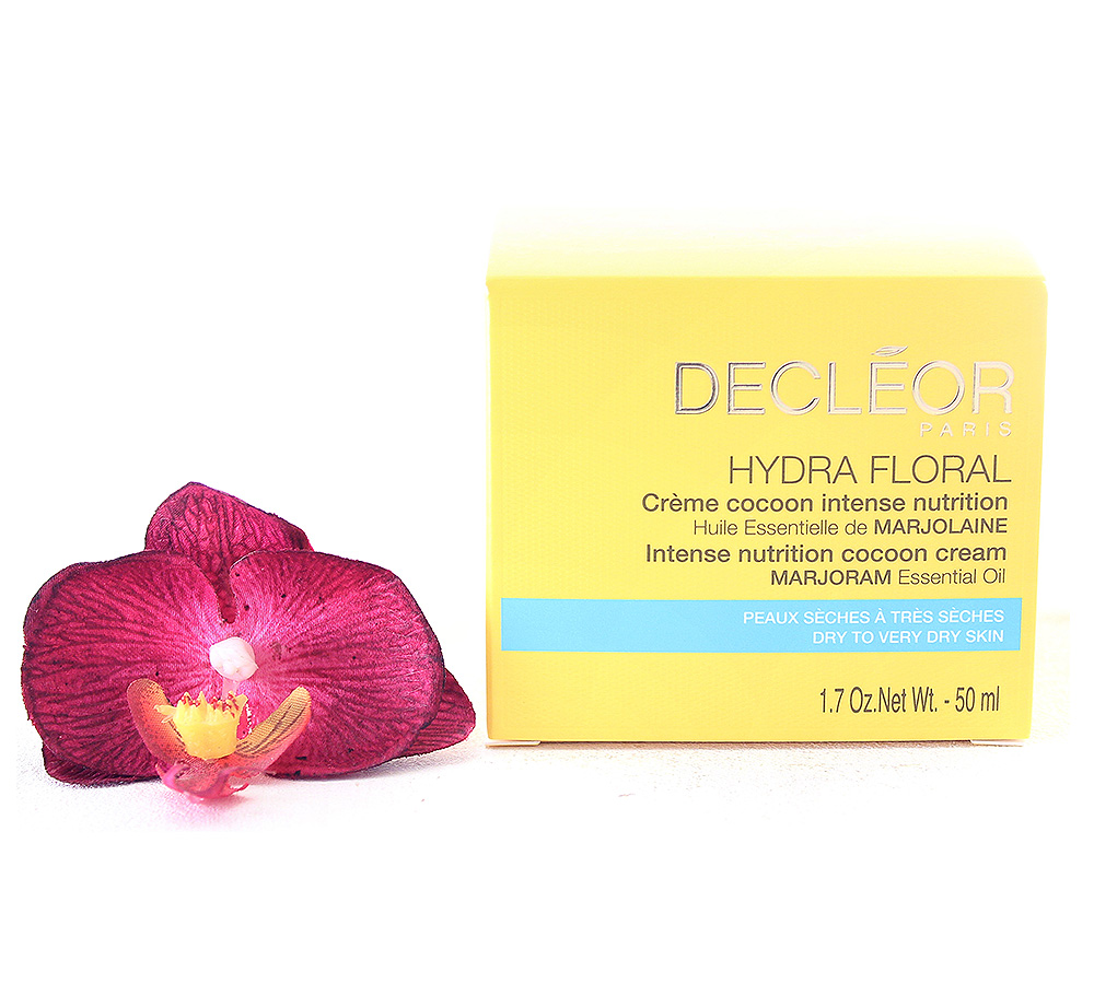 DR652001 Decleor Hydra Floral - Intense Nutrition Cocoon Cream 50ml