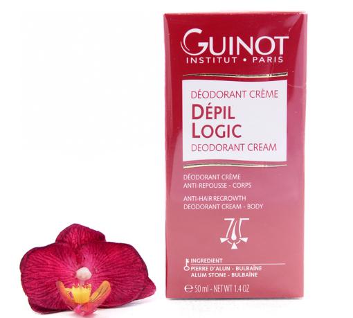 26527903-510x459 Guinot Depil Logic Anti-Hair Regrowth Deodorant Cream 50ml