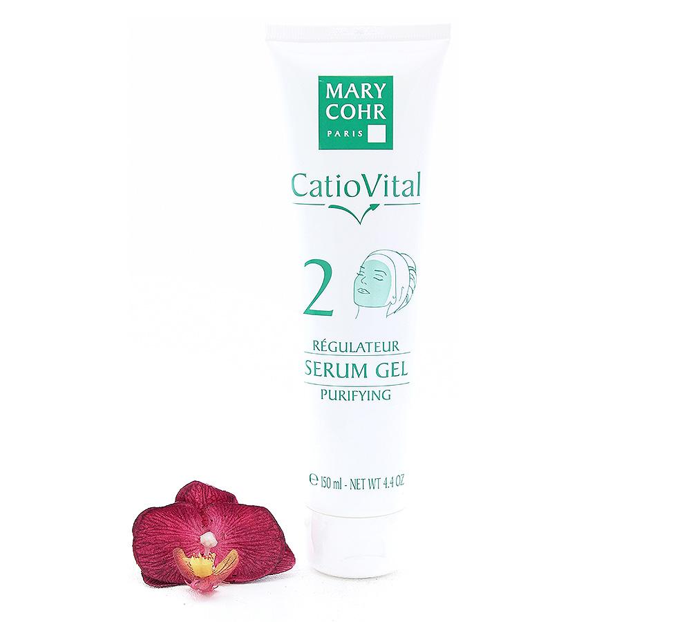 706720 Mary Cohr CatioVital Purifying Serum Gel 150ml