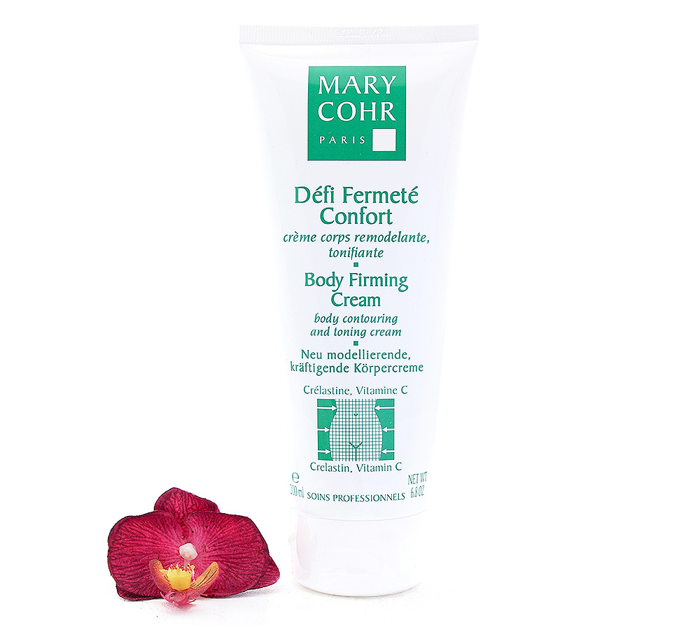 750710 Mary Cohr Body Firming Cream - Body Contouring And Toning Cream 200ml