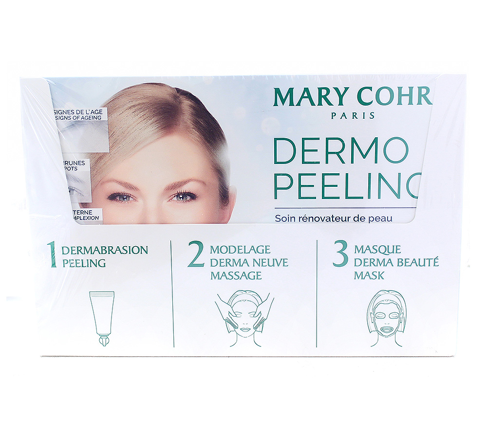 792150 Mary Cohr Dermo Peeling - Dermabrasion Peeling Set