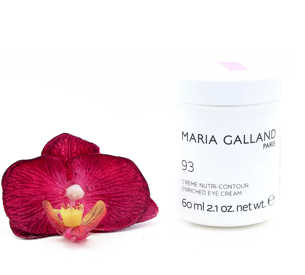 00412 Maria Galland 93 - Enriched Eye Cream 60ml