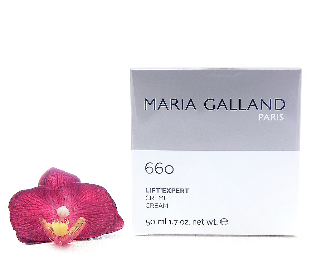 19001769-2 Maria Galland 660 Hautperfektionierende Lifting-Creme 50ml
