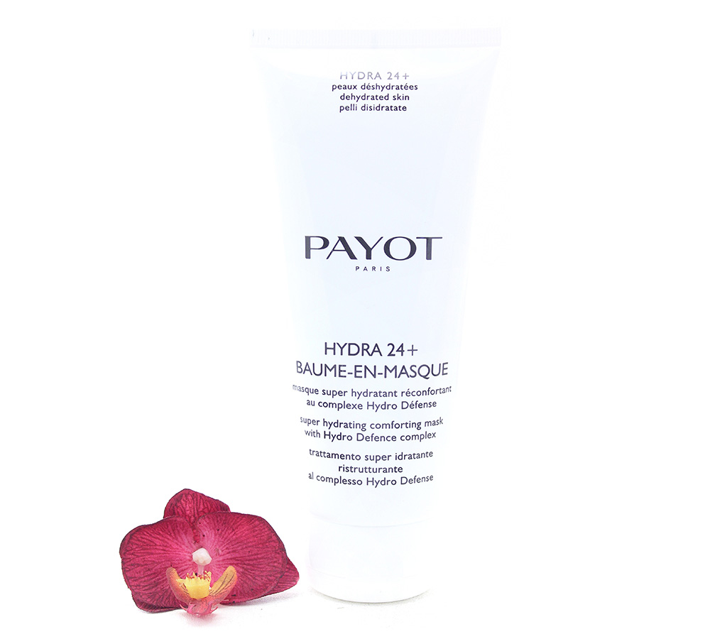 65108994 Payot Hydra 24+ Super Hydrating Comforting Mask 200ml
