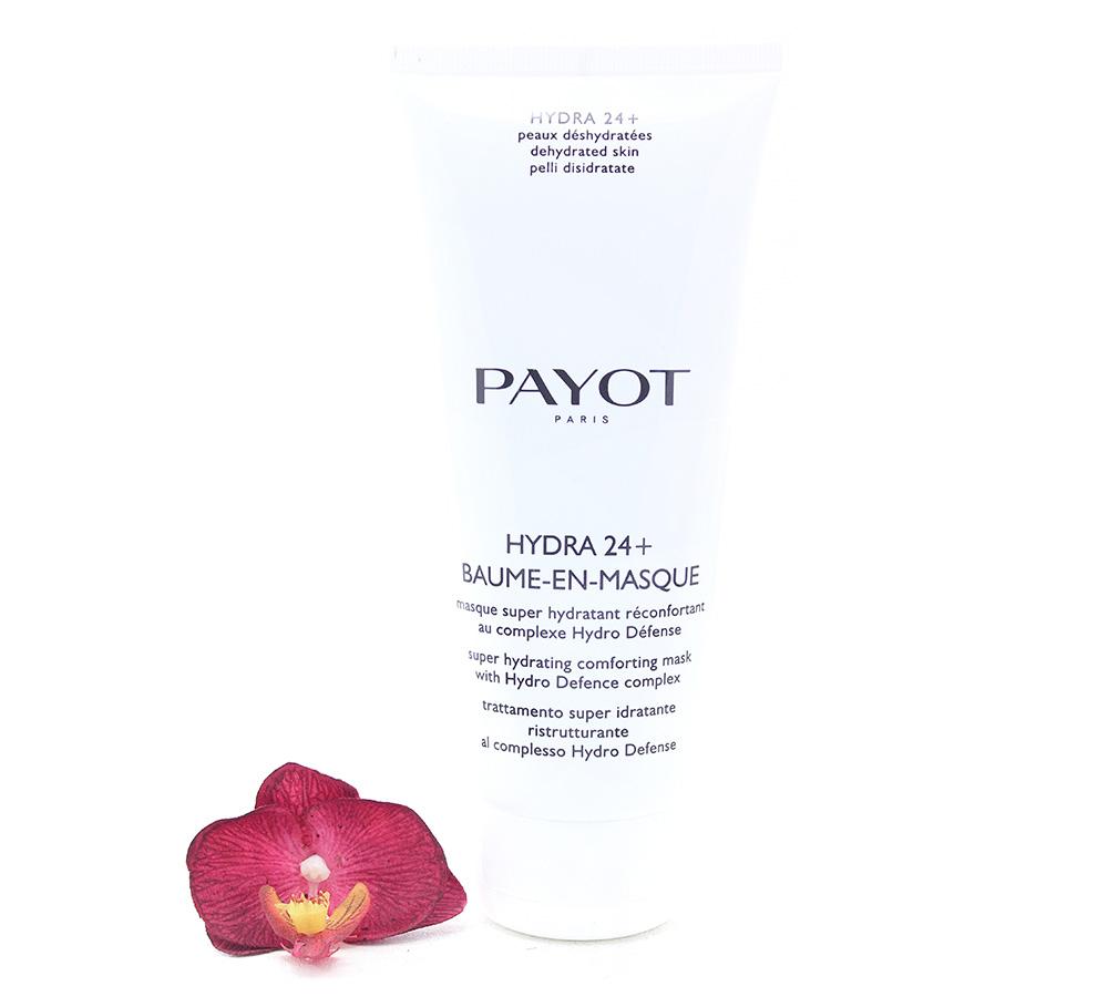 65108994 Payot Hydra 24+ Baume-En-Masque - Masque Super Hydratant Réconfortant 200ml
