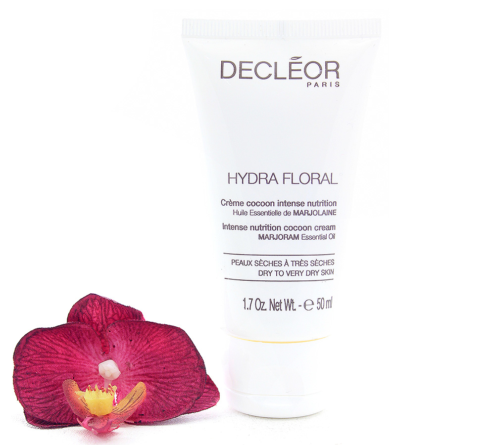 652051 Decleor Hydra Floral - Intense Nutrition Cocoon Cream 50ml