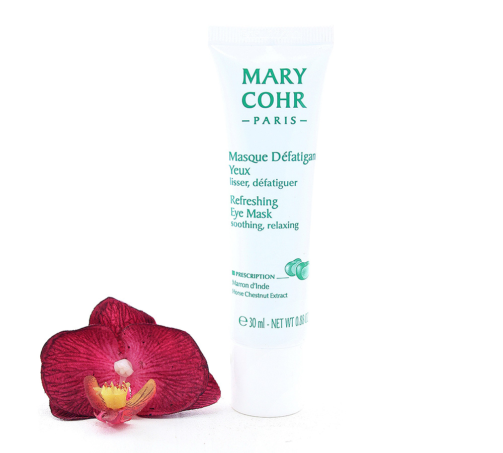 749201 Mary Cohr Refreshing Eye Mask - Soothing, Relaxing 30ml