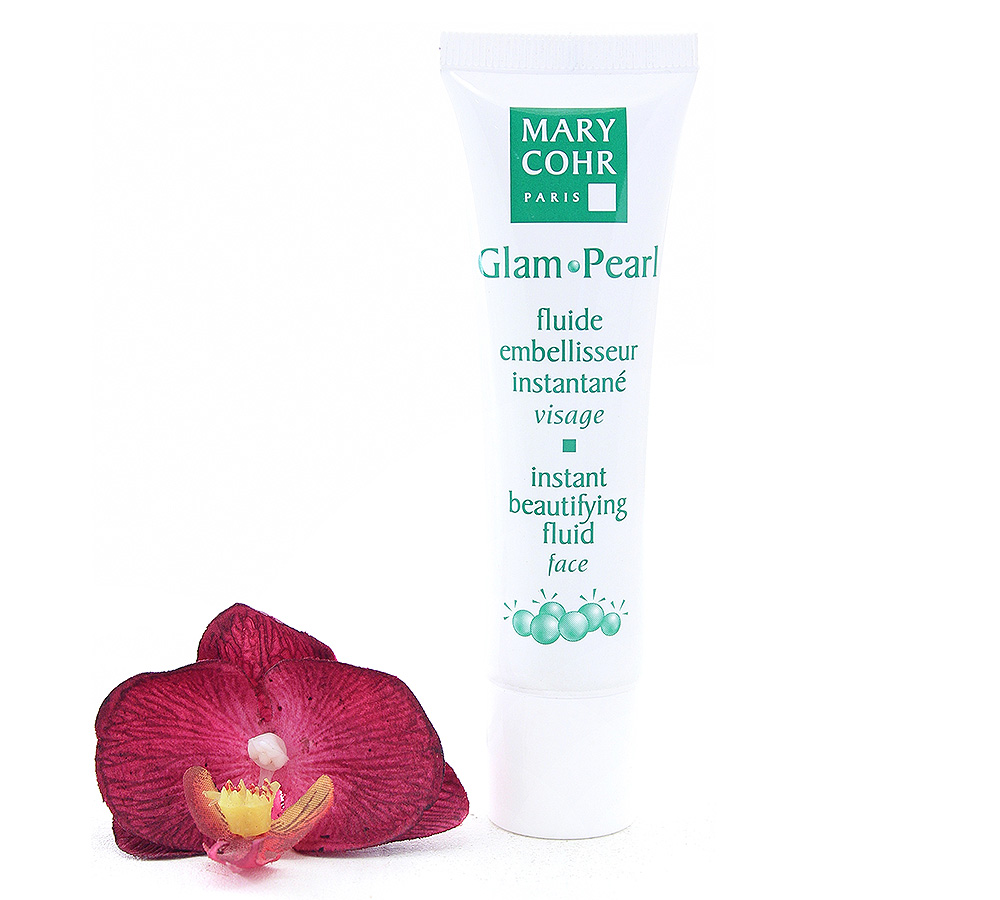 791590 Mary Cohr Glam Pearl - Instant Beautifying Fluid Face 30ml