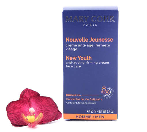 860900-510x459 Mary Cohr Nature Homme New Youth - Anti-Ageing Firming Cream 50ml