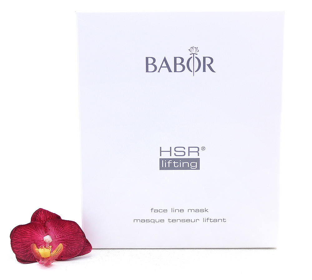 894899 Babor HSR Lifting Face Line Mask 10 pieces