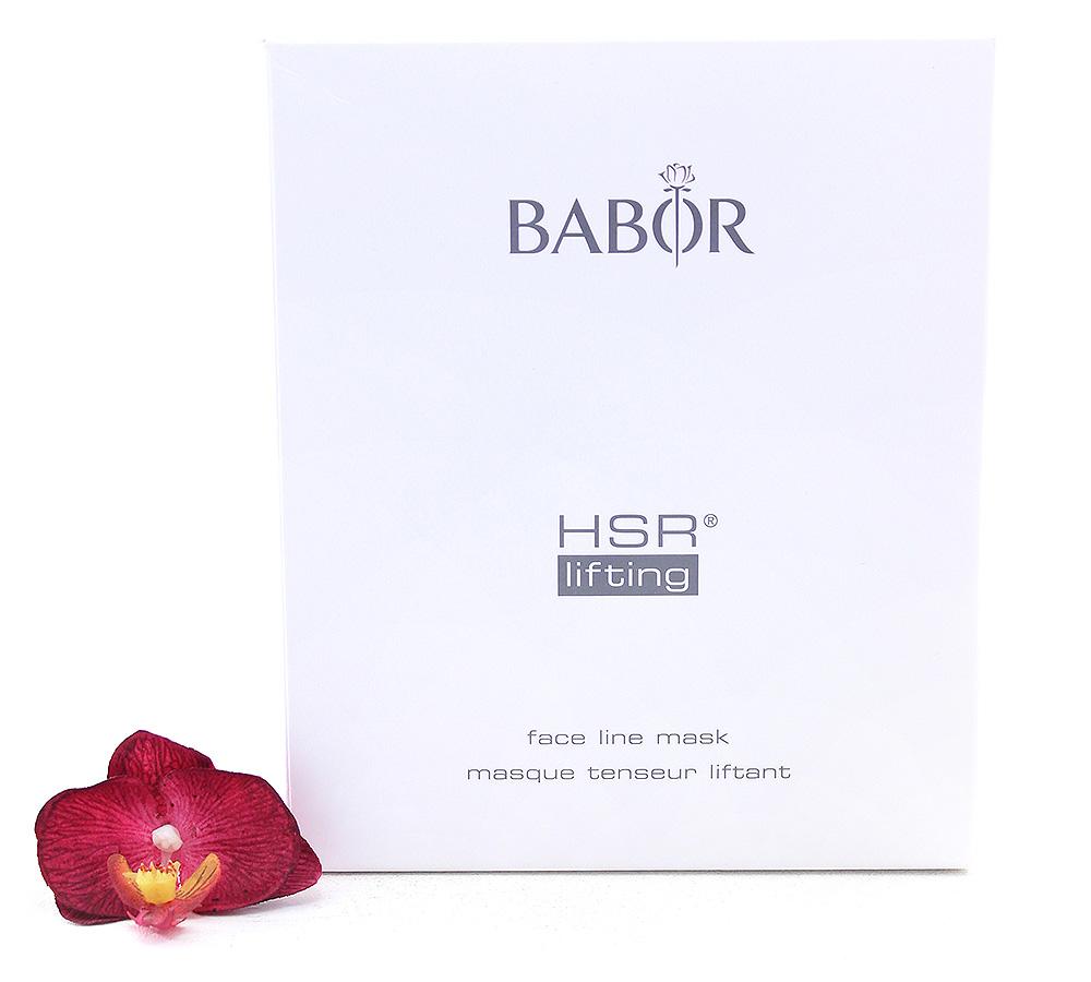 894899 Babor HSR Lifting Face Line Mask 10 pieces