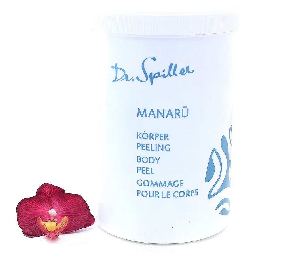 200917 Dr. Spiller Manaru Body Peel 1000ml