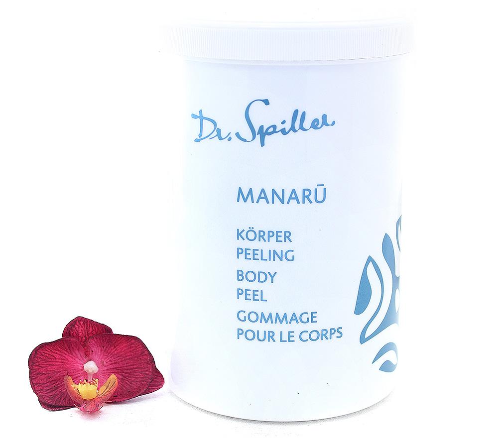 200917 Dr. Spiller Manaru Körperpeeling 1000ml