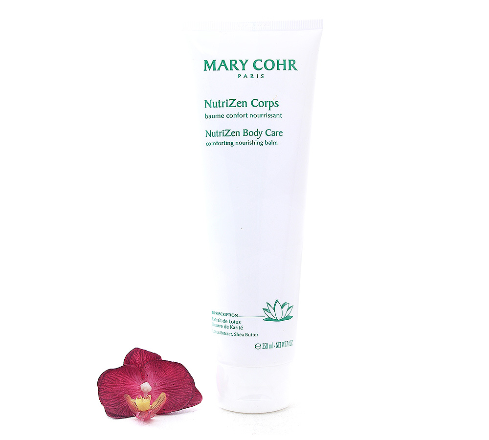 791300 Mary Cohr NutriZen Body Care - Comforting Nourishing Balm 250ml
