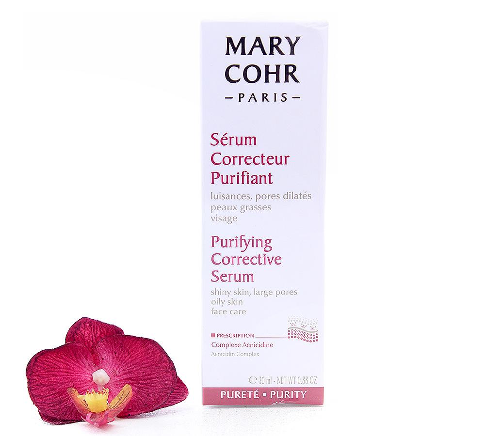 893260 Mary Cohr Purity - Serum Correcteur Purifiant 30ml