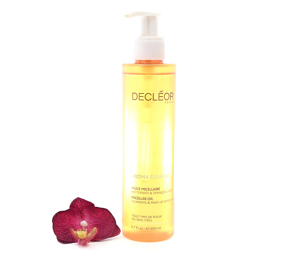 469002 Decleor Aroma Cleanse Micellar Oil - Huile Micellaire 200ml