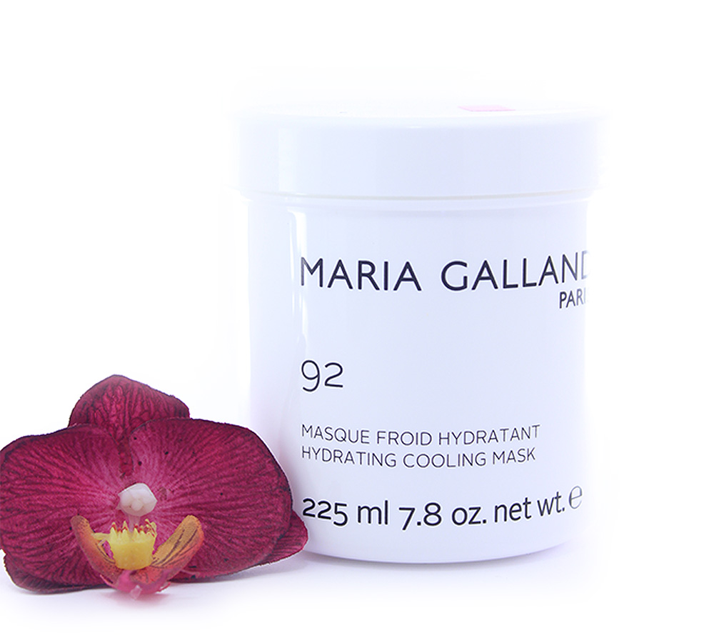 19070559 Maria Galland 92 Hydrating Cooling Mask 225ml