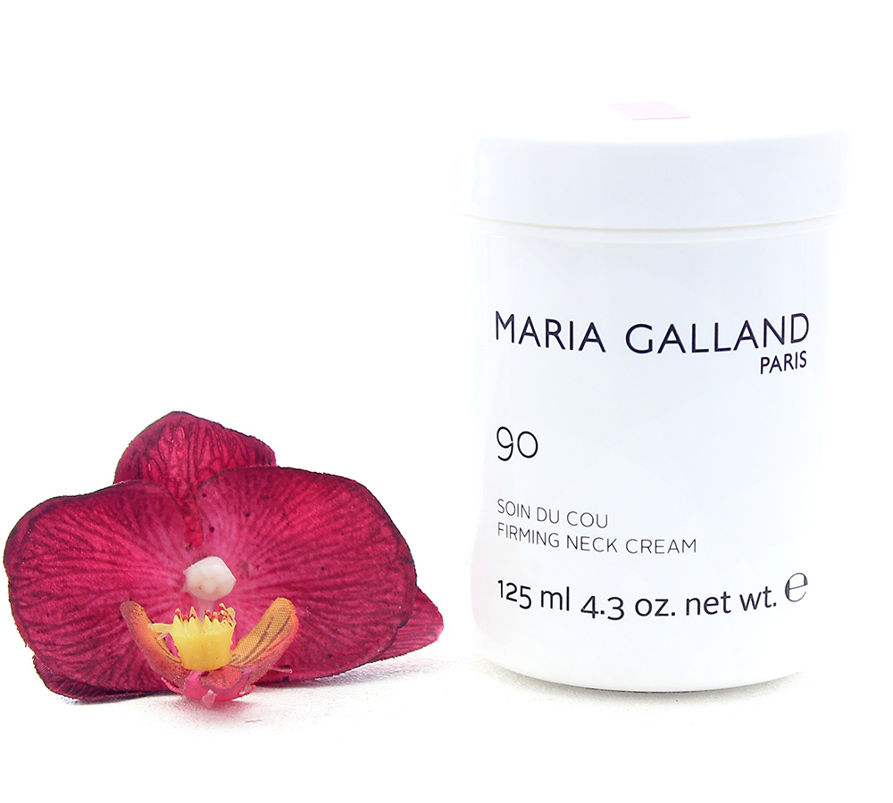 19090125-2 Maria Galland 90 Firming Neck Cream 125ml