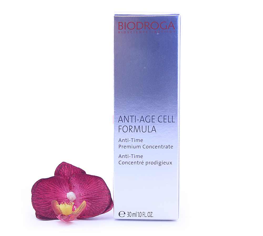 43875 Biodroga Anti-Age Cell Formula - Anti-Time Premium Concentrate 30ml