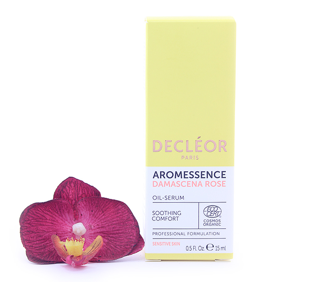 971215 Decleor Aromessence Damascena Rose Oil-Serum 15ml