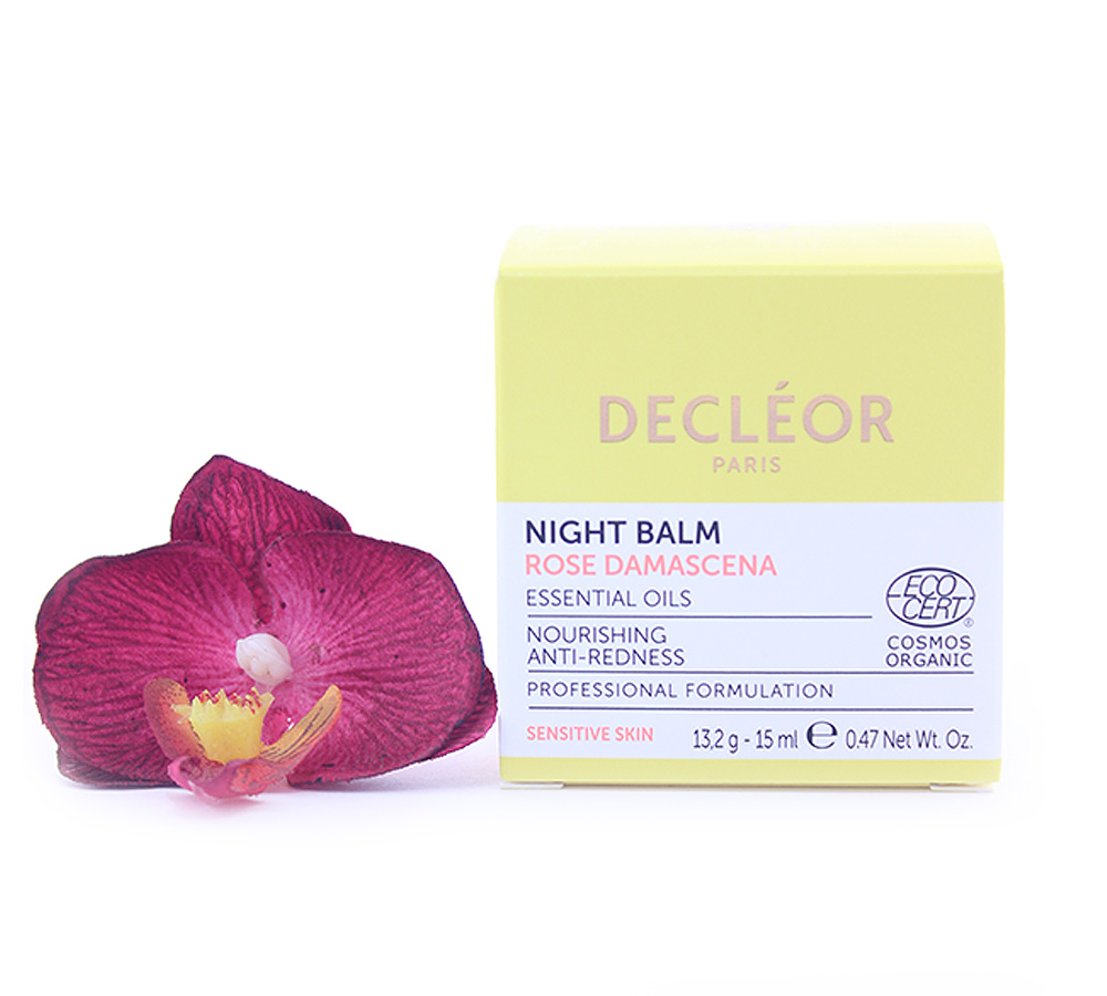 971219 Decleor Rose Damascena Night Balm 15ml