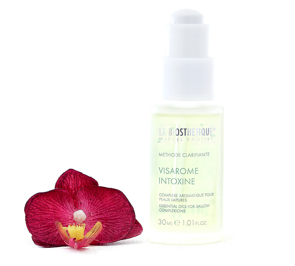 005526 La Biosthetique Methode Clarifiante Vlsarome lntoxine 30ml