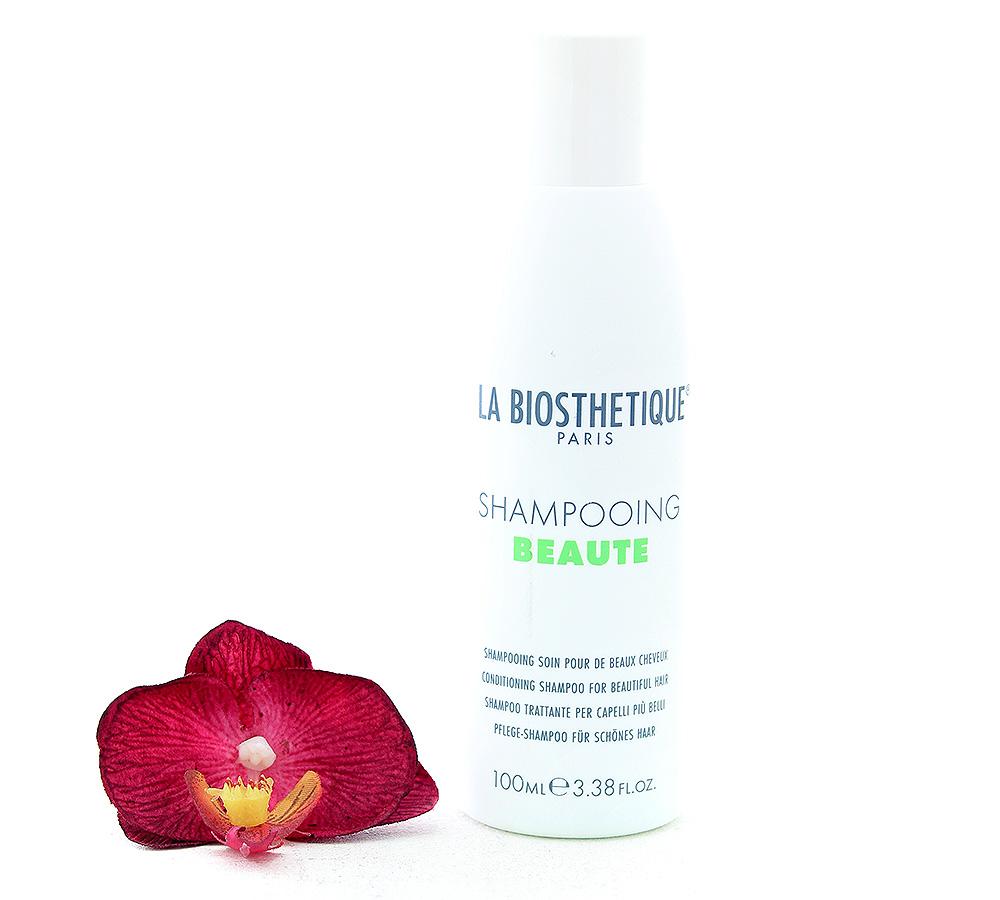 120887 La Biosthetique Shampooing Beaute - Conditioning Shampoo 100ml