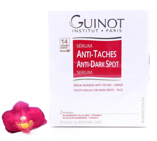 26501551-510x459 Guinot Anti Taches - Anti Dark Spots Serum 23.5ml + 1.5g