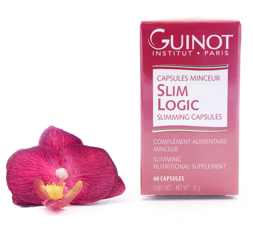26530000-510x459 Guinot Slim Logic - Slimming Nutritional Supplement 60 Capsules