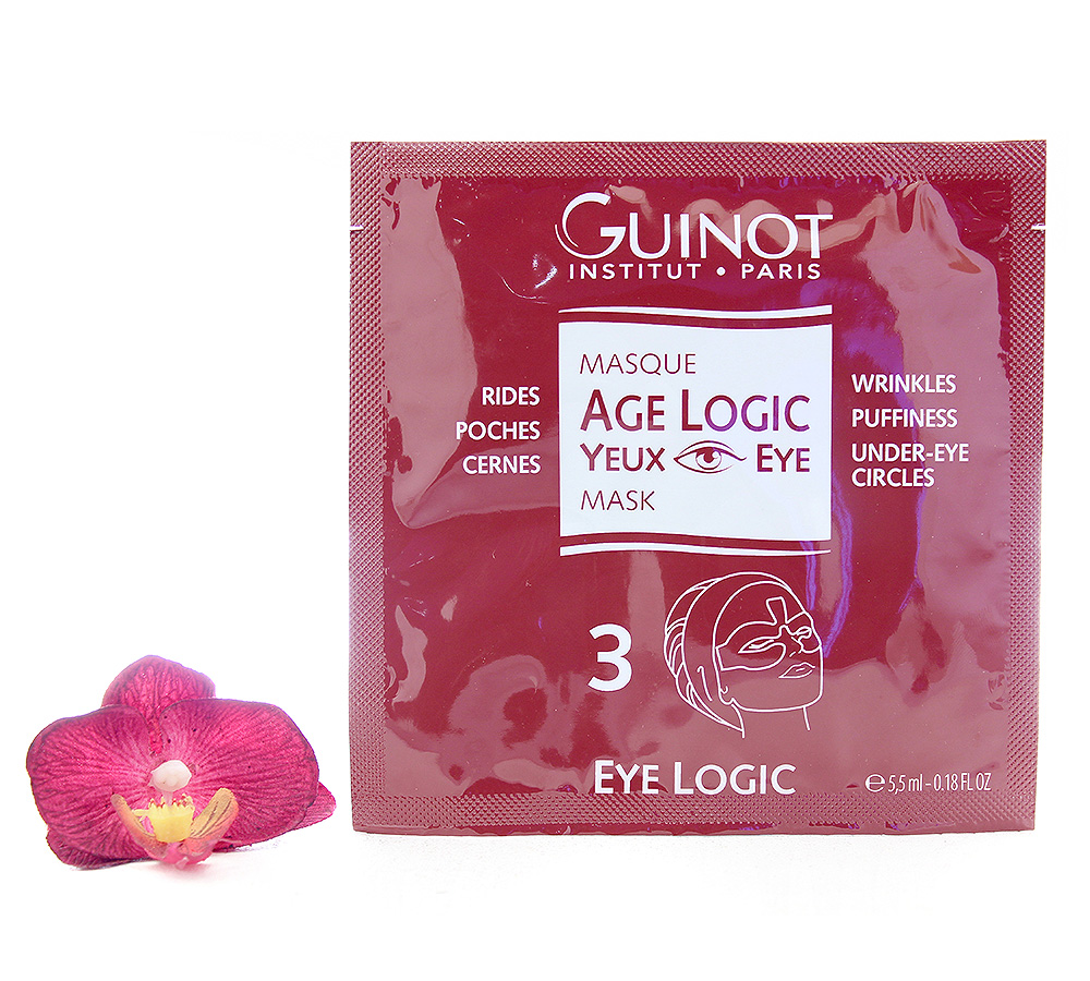 26553960 Guinot Age Logic - Eye Logic Eye Mask 5.5ml