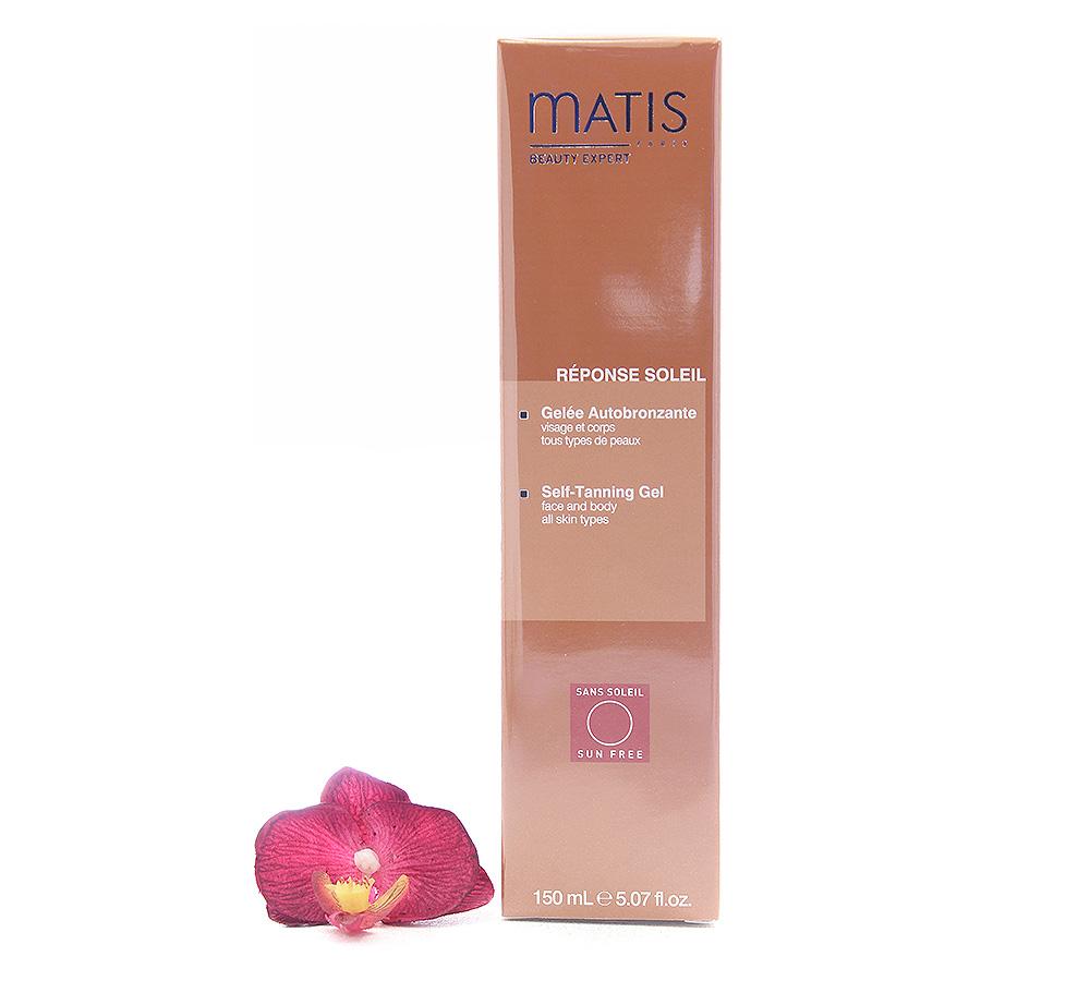 37256 Matis Reponse Soleil - Self-Tanning Gel 150ml