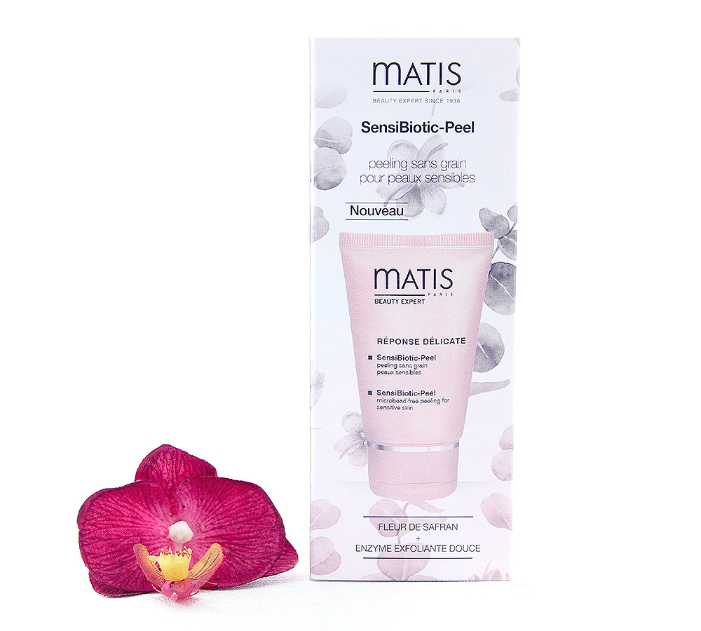 38372 Matis Reponse Delicate - SensiBiotic Peel For Sensitive Skin 50ml