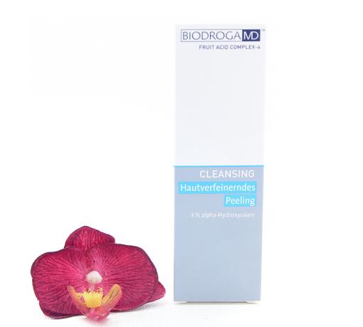 43022-510x459 Biodroga MD Cleansing - Skin Refining Peeling 30ml