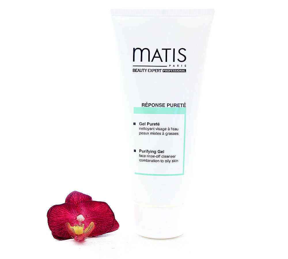 56539 Matis Reponse Purete - Purifying Gel 200ml