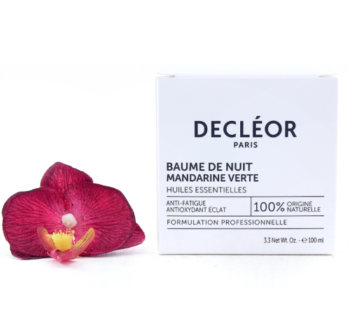 97123104-510x459 Decleor Huiles Essentielles - Green Mandarin Night Balm 100ml