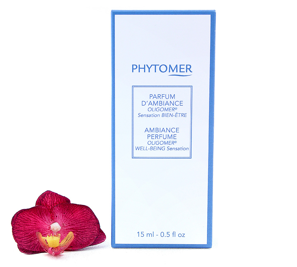 PFSCP183 Phytomer Ambiance Perfume Oligomer Well-Being Sensation 15ml