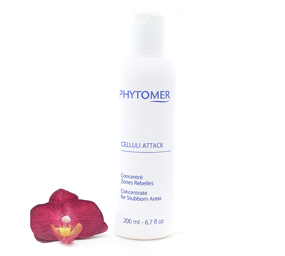 PFSCP317 Phytomer Celluli Attack Concentrate for Stubborn Areas 200ml